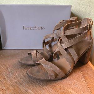 Franco Sarto Strappy Sandals